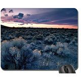 sunset-on-desert-shrubs-mouse-pad-mousepad-sunsets-mouse-pad