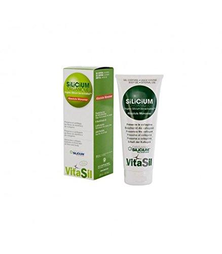 Vitasil - Silicium organique gel bio-activated - tube 100 ml - Source de vie et de jeunesse