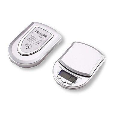 Précis Balance De Cuisine Électronique Avec 500G Poids (500G/0.1G)