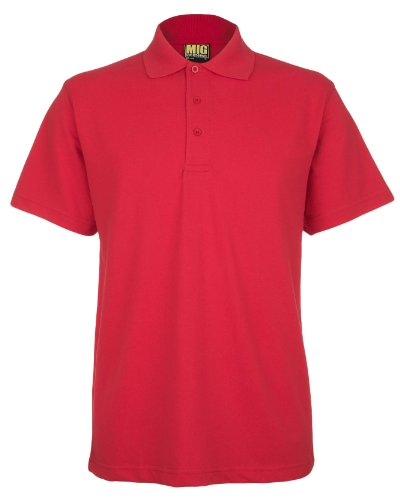 mens-active-pique-polo-t-shirts-sizes-xs-to-4xl-work-casual-sports-leisure-3xl-xxxl-red