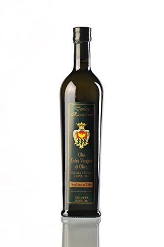 Olio extra vergine di oliva tenuta rasciatano 0.75 litri