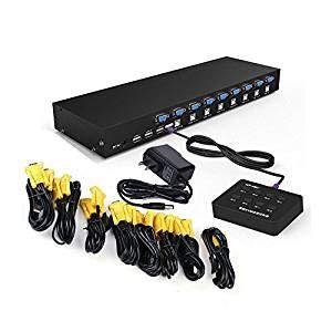 Erweiterbar System (Neopren-Kabel-Management-Hülle, Kabel-Organizer-System, 50 cm, flexibel, erweiterbar mit Schnalle und Reißverschluss für TV, Computer, Büro, Home Entertainment, 4 Stück und 20 Kabelbinder.)