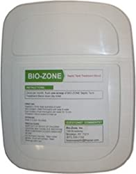Bio-Zone Septic Tank Treatment 100% Natural Solution No Chemicals 5 Year Supply Environmentally Friendly