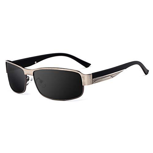 ZMHX Sonnenbrillen Herren Polarized Sonnenbrille Driving for Eyewear Winddichter Astigmatismus Polarisierte Licht Anti-Müdigkeit