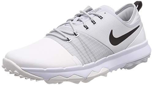 quality design 9dcb4 96f29 Nike Fi Impact 3, Zapatos de Golf para Hombre, Gris (Summit Black-