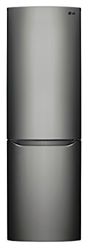 LG Electronics GBB 339 DSJZ Kühl-Gefrier Kombination (Gefrierteil unten)/A++/190.7 cm, 236kWh/Jahr /225 L Kühlteil /87 L Gefrierteil/Total No Frost//dunkler graphit