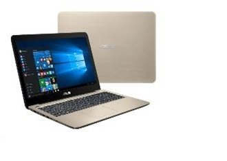 Asus R542UQ-DM164 15.6-inch Laptop (7th Gen Core i5-7200U/8GB/1TB/DOS/2GB Graphics), GOLDEN