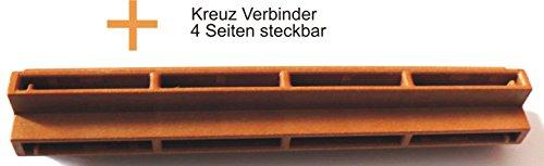 playmobil ® - Fachwerkhaus Ritterburg - Western - Kreuz Verbinder
