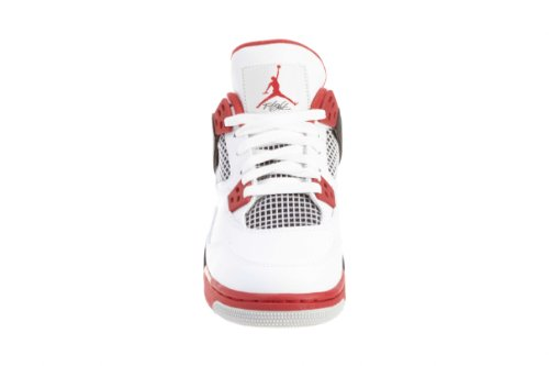 Nike air jordan 4 retro gs Blanc