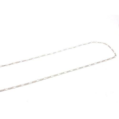creafirm-8-m-cadena-malla-figaro-plata-gris-5-x-3-mm-y-3-x-25-mm
