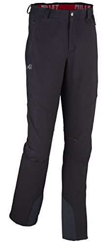 MILLET - Kamet Alpin Pant Black Pantalon Homme - Black - XL - Black
