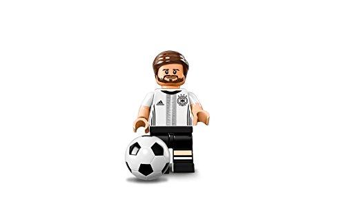Lego Minifiguren Die Mannschaft , Design:#2 Shkodran Mustafi (Lego Menschen)