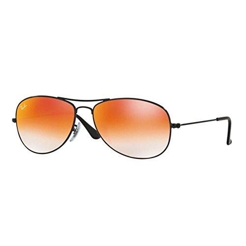 Ray-Ban Gradient Aviator Men's Sunglasses - (0RB3362002/4W59|59|Grey) image