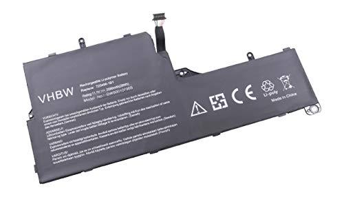 vhbw Batterie Li-Polymer 2950mAh (11.1V) pour Netbook Pad Tab Tablet HP Split 13, Split 13 x 2. Remplace: 725496-1B1, 725606-001, HSTNN-IB5I, WO03XL.