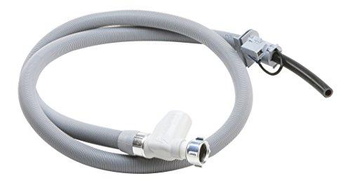 DREHFLEX - Aquastopschlauch / Zulaufschlauch / Wasserblock-Zulaufschlauch passend für diverse Geschirrspülmaschinen von AEG-Electrolux (auch Quelle / Privileg) passend für Teile-Nr. 1115765024 / 111576502-4 von Eltek original