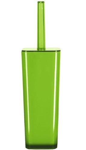 Kleine Wolke 5061645856 Easy WC-Bürstenhalter, grün