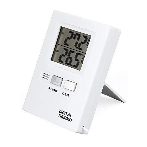 Taoytou Wand-Digital-Thermometer Kühlschrank Tiefkühlschrank Temperaturmesser Monitor