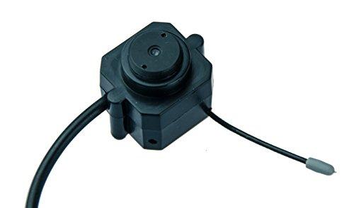 Funk Kamera V 3.2 CM150 Schwarz Wireless Spycam Spionagekamera Digitalkamera mit 2,4 GHZ Transmitter zur Drahtlosen Live Videoübertragung von Kobert-Goods