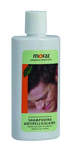 Moraz Soin Capillaire Haïr Shampooing Anti Pelliculaire 250 ml