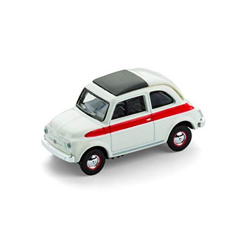 corpus delicti Modellauto mit Magnet für Kühlschrank und Pinnwand - Kultauto FIAT 500 Sport - Sport-kühlschrank