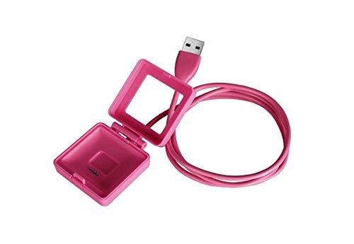 Fitbit Blaze Kabel, BeneStellar Ersatz USB Ladekabel für Fitbit Blaze Drahtlose Aktivität Armband (Rosa)