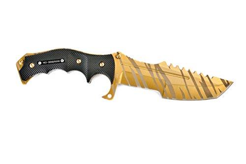fadecase Huntsman Elite Tiger Tooth - Echte Stahlmesser Counter Strike Global Offensive Ihren bevorzugten Skins in CSGO