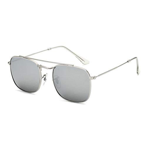ZHAO ZHANQIANG Mode mehrfarbige Klassische Pilotenbrille für Männer und Frauen polarisierte Blendschutzbrille (Farbe : J)