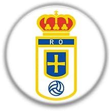 Oviedo : Liga Futbol Español, Pinback Button Badge 1.50 Inch ...