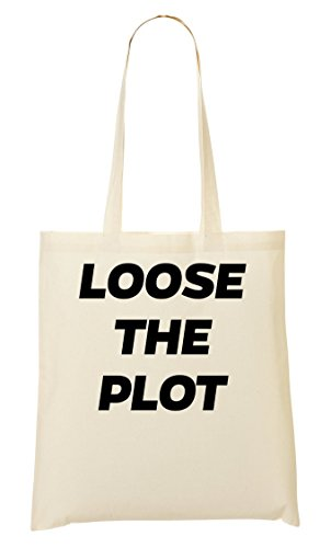 Loose The Plot Sac Fourre-Tout Sac À Provisions