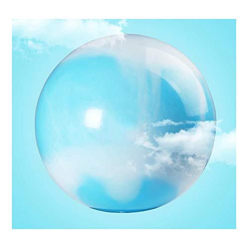 THOR-YAN Übungsball - Yoga-Ball Anti-Rutsch-Explosionssicheres Abnehmen der schwangeren Geburts-Geburtshilfe, passend für Yoga-Bari-Pilatus-Familien-Turnhalle (Farbe : Blau)