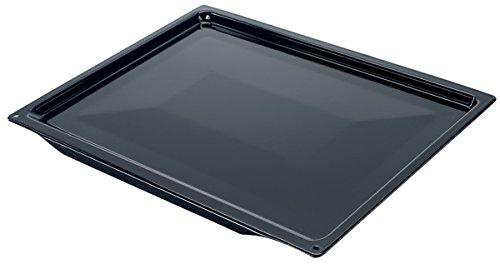 Gorenje AC037Tablett-Zubehör für Ofen Tablett Tabletts, Schwarz, 406mm, 15mm, 360mm