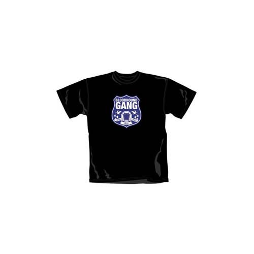 Bloodhound Gang - T-Shirt Police (in L)