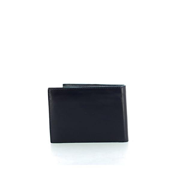 c6b982582b Piquadro Uomo Portafoglio pelle 12,5 cm – 1PrimaClasse