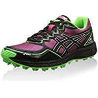 best loved 53312 78663 ASICS Gel Fuji Setsu Damen Trail Running Laufschuhe mit Spikes