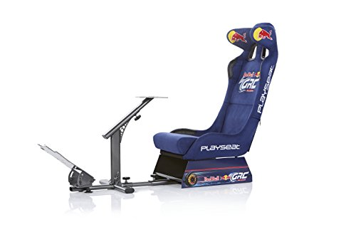 PLAYSEAT - RRC.00152 - Playseat® EVOLUTION RedBull GRC - Siège simulation de course - 130 x 50 x 98 cm - Noir