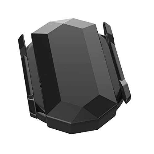 Portable Größe Radfahren ANT + Wireless Speed   Trittfrequenzsensor für Garmin Bryton Bike GPS Fahrradzubehör Garmin Speed Cadence Bike Sensor
