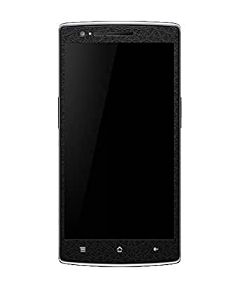 dbrand Black Leather Front and Back Mobile Skin for Oneplus One