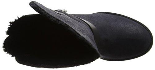 Lining Blk Black katti Lam Shr Mf Femme Bottines Drapped Blowfish XFzq6q