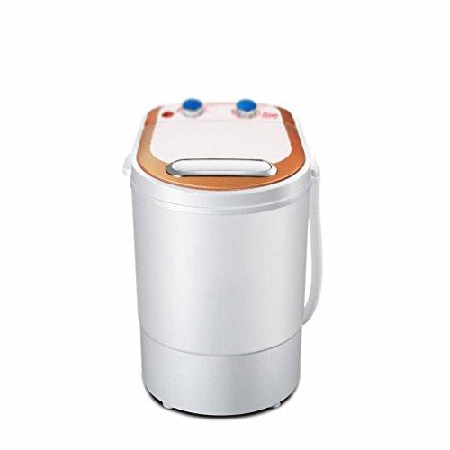 GCCI Kinder Mini Mini-waschmaschine Kleine Baby Halbautomatischen Einzigen Fass Rohr Haushalt,Zahl