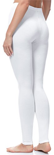 Merry Style Legging Long Femme MS10-143 Blanc