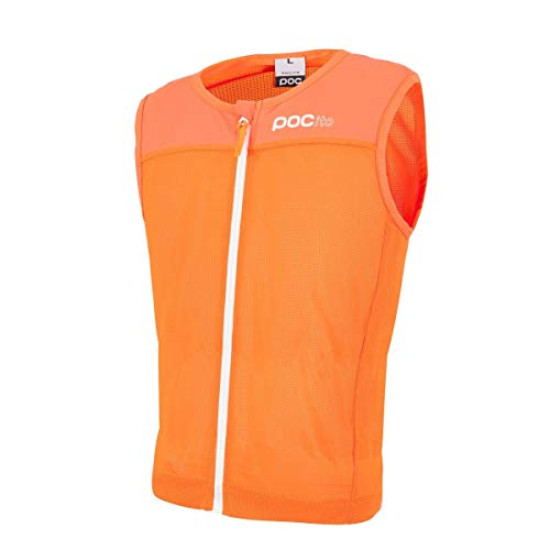 POC Spine VPD Pocito Vest, Kinder, Orange, S