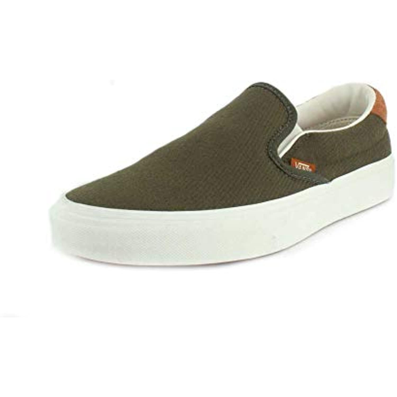 On Vans Olive Slip 59 Flannel Chaussures Classic SPnPzxRp
