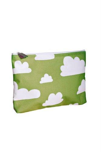 Preisvergleich Produktbild Farg Form Sac à linge mouillé avec imprimé Cloud (S, vert)