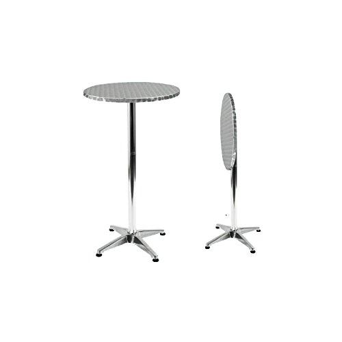 Rückenlehne Bar (Tisch bar Alu Round Up Rückenlehne)