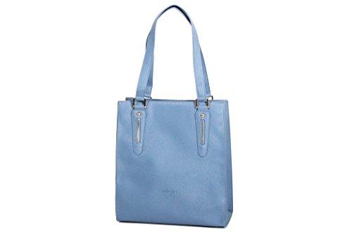 Borsa per la spesa con Andie ZUJJ A8018 Blue collection Blu (blu)