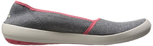 adidas Damen Boat Slip-On Sleek Turnschuhe Gris / Blanco (Brgrin / Blatiz / Rubsup)