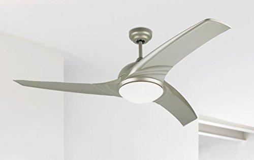 31kPBq0JXkL - Westinghouse Wave Form Ceiling Fan - Titanium