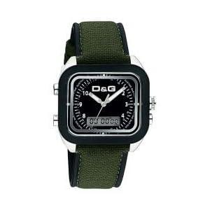 D&G Dolce&Gabbana DW0297 – Reloj analógico – digital