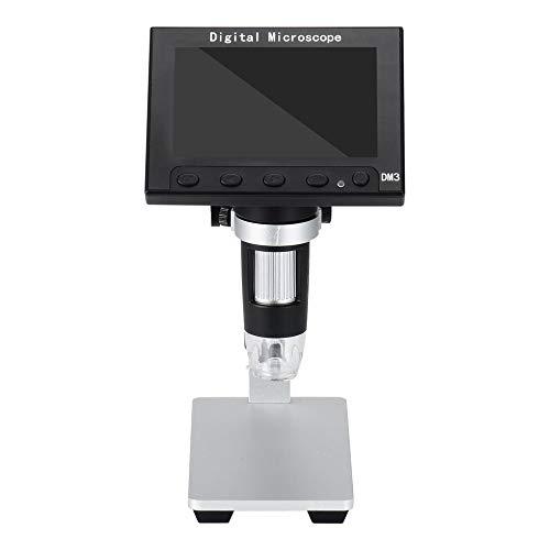 BlakeSha Microscopio USB DM3 Digital Microscopio electrónico