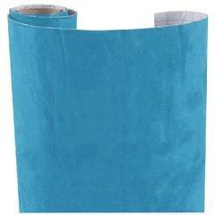 Prasent C.E. Pattberg Rollo de Terciopelo, Color Azul, 043013.15